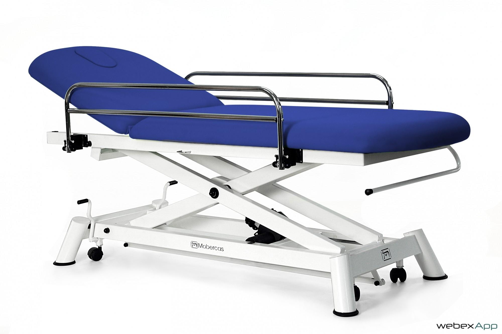 Table de massage - d\'examen électrique CE-0120-RBAR