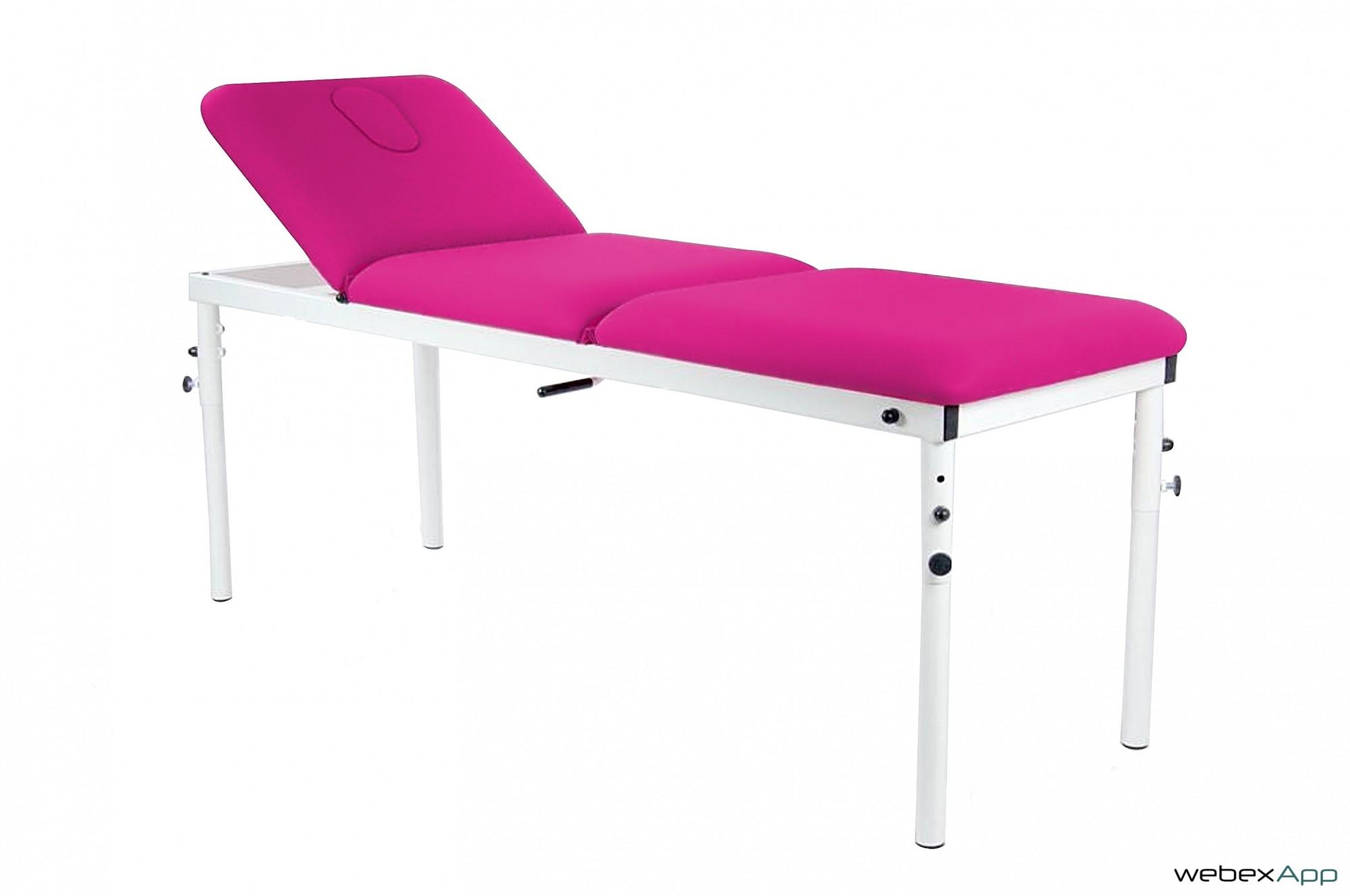 Table de massage - d\'examen fixe CDF-30-PC