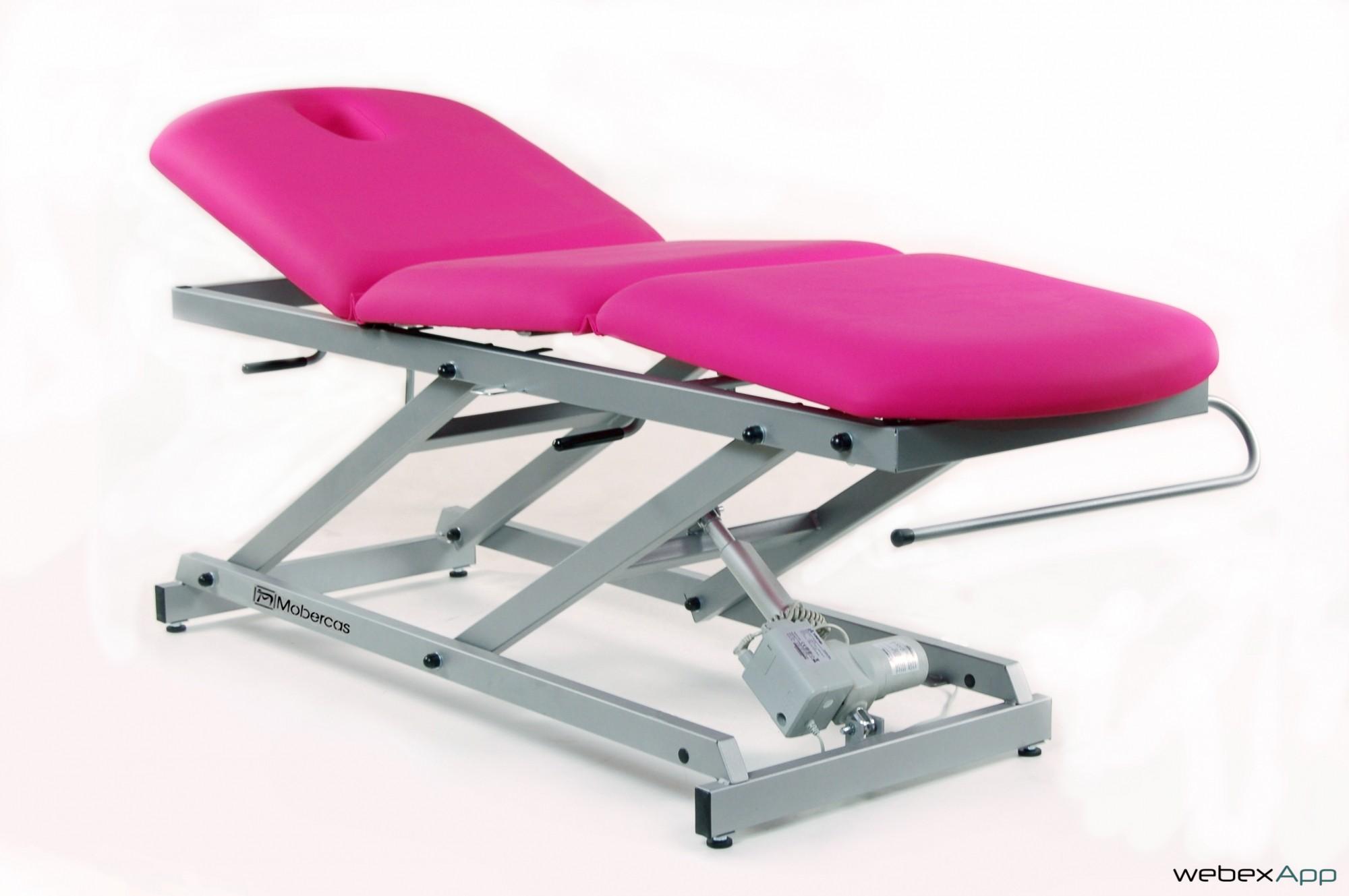Table de massage - d\'examen électrique CE-2137-PC