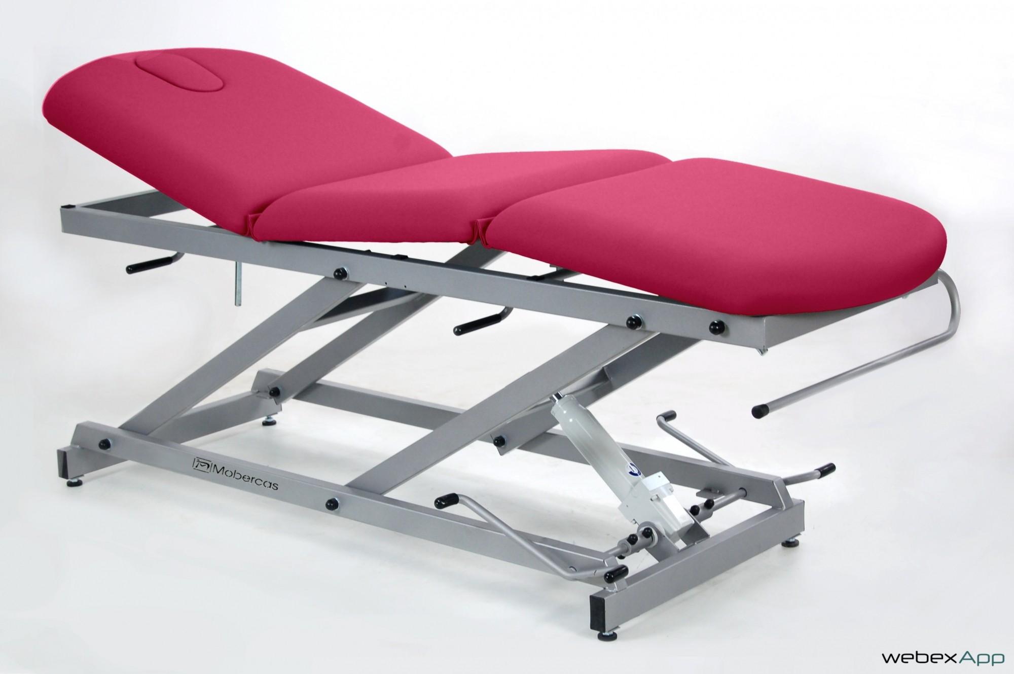 Table de massage - d\'examen hydraulique CH-2137-PC