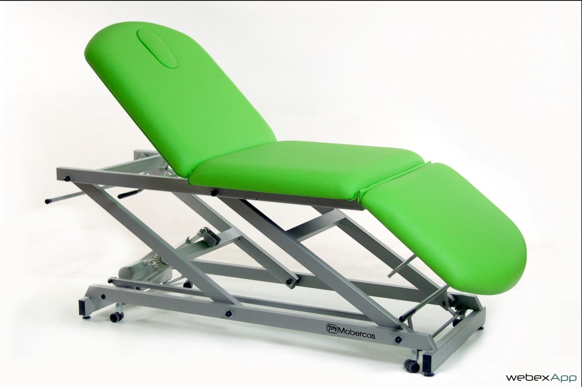 Table de massage - d\'examen électrique CE-2137-R