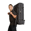 sac de transport table de massage portable habys avec option sac à dos brettelles tablelya