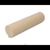 rouleau mousse cylindre diamètre 25 cm 30 cm 40 cm longueur 100 cm crème beige habys tablelya