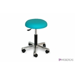 tablelya-T311-tabouret-sans-dossier-base-chrome