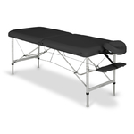 table de massage portable en aluminium habys tablelya modèle panda-al-15