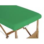 housse table verte