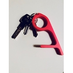 secury pass rouge avec clés