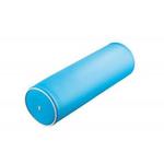 coussin cylindrique socopedic tablelya bleu