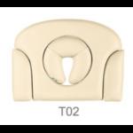 têtière T02 ecopostural tablelya table électrique kiné deux plans