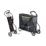 chariot de transport table pliante portable habys tablelya