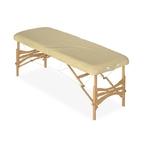 housse pvc pour table de massage portable c460-avec sangles de maintien