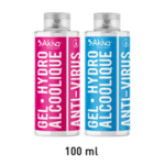 gel hydroalcoolique flacon 100ml tablelya akiva