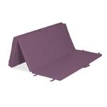 tapis 200 x 120 cm shiatsu purple-soft-603