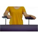 paire appuis bras RAA pour le therapeute