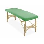 housse éponge verte table de massage portable habys mobercas ecopostural tablelya