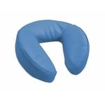 têtière bleue table portable de massage habys tablelya mobercas