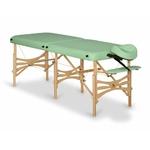 table en bois portable pliante de massage habys tablelya -Alba-395_1 couleur pistachio vert pastel