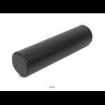 rouleau mousse cylindre longueur 100 cm diamètre 25 cm 30 cm 40 cm noir habys tablelya
