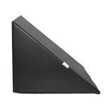 coussin trapeze triangulaire tablelya noir socopedic