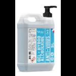 Bidon 5L gel hydroalcoolique tablelya akiva