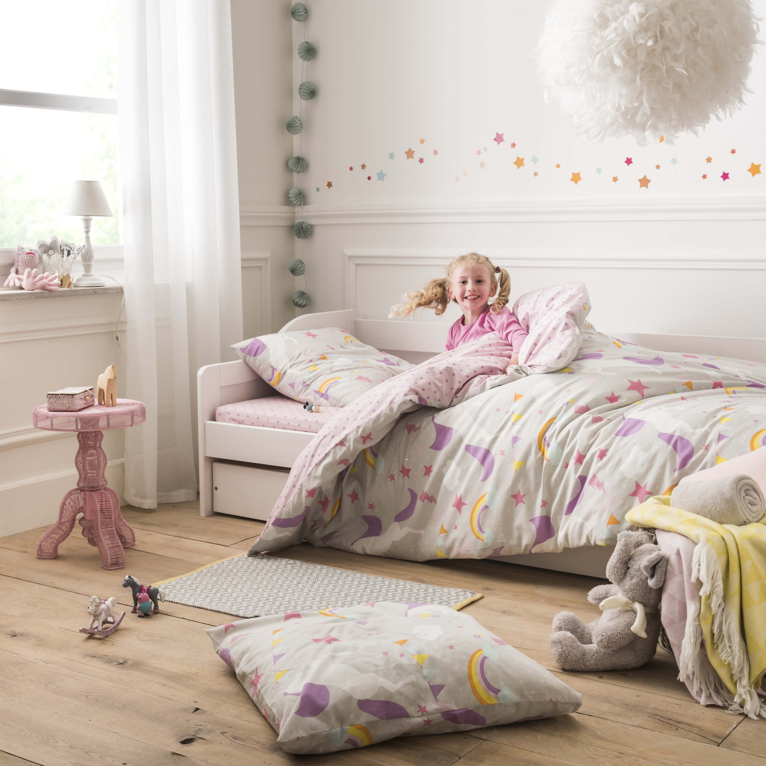 Parure de couette Magic Unicorn