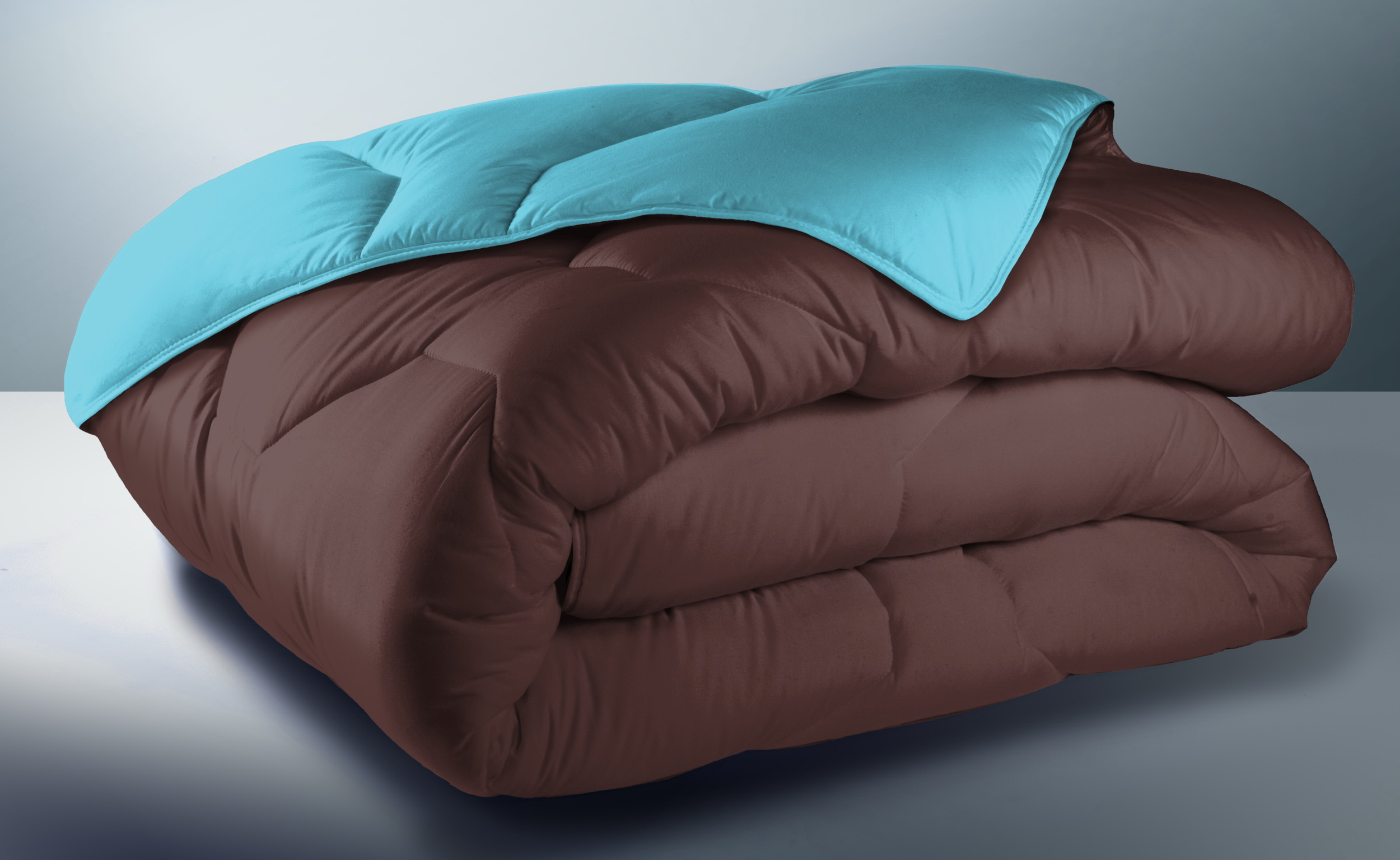 Couette Choco Turquoise