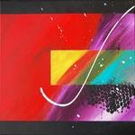 triptyque-abstrait-crescendo-part 1-peintre-ellhea-galerie-art-style-deco