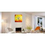 tableau-abstrait-orange-oeuvre-unique-pour-interieur-contemporain-peinture-abstraite-peintre-ellhea-galerie-art-style-deco