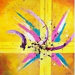 vibrations-toile-abstraite-ellhea-copyc6re