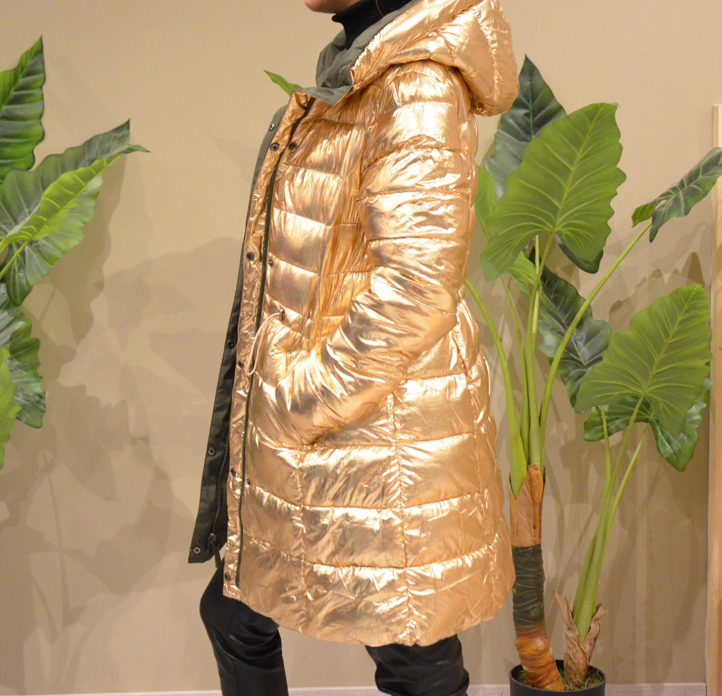le manteau  Céline  reversible