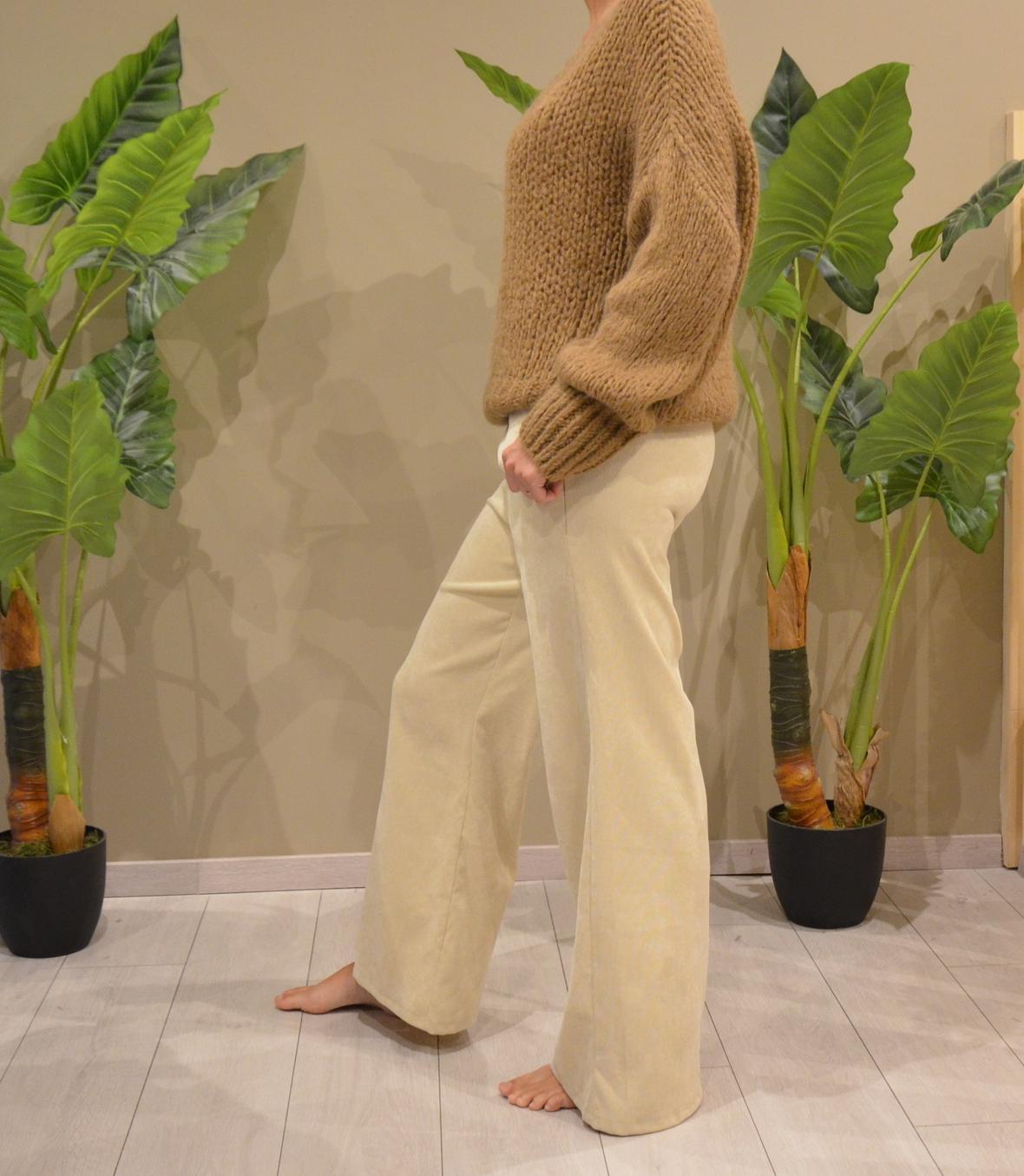 Le pantalon  Maria