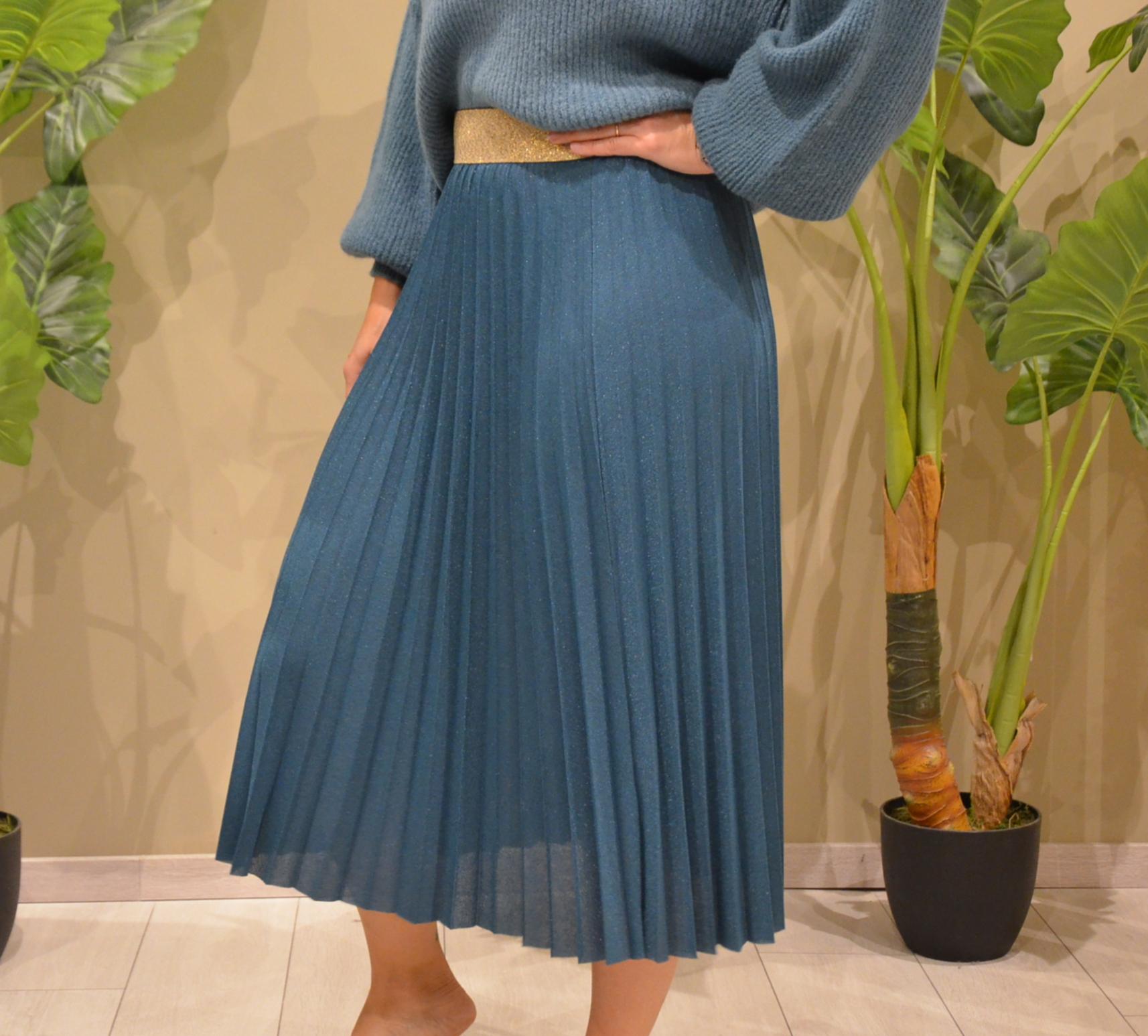 La jupe plisée  Wood