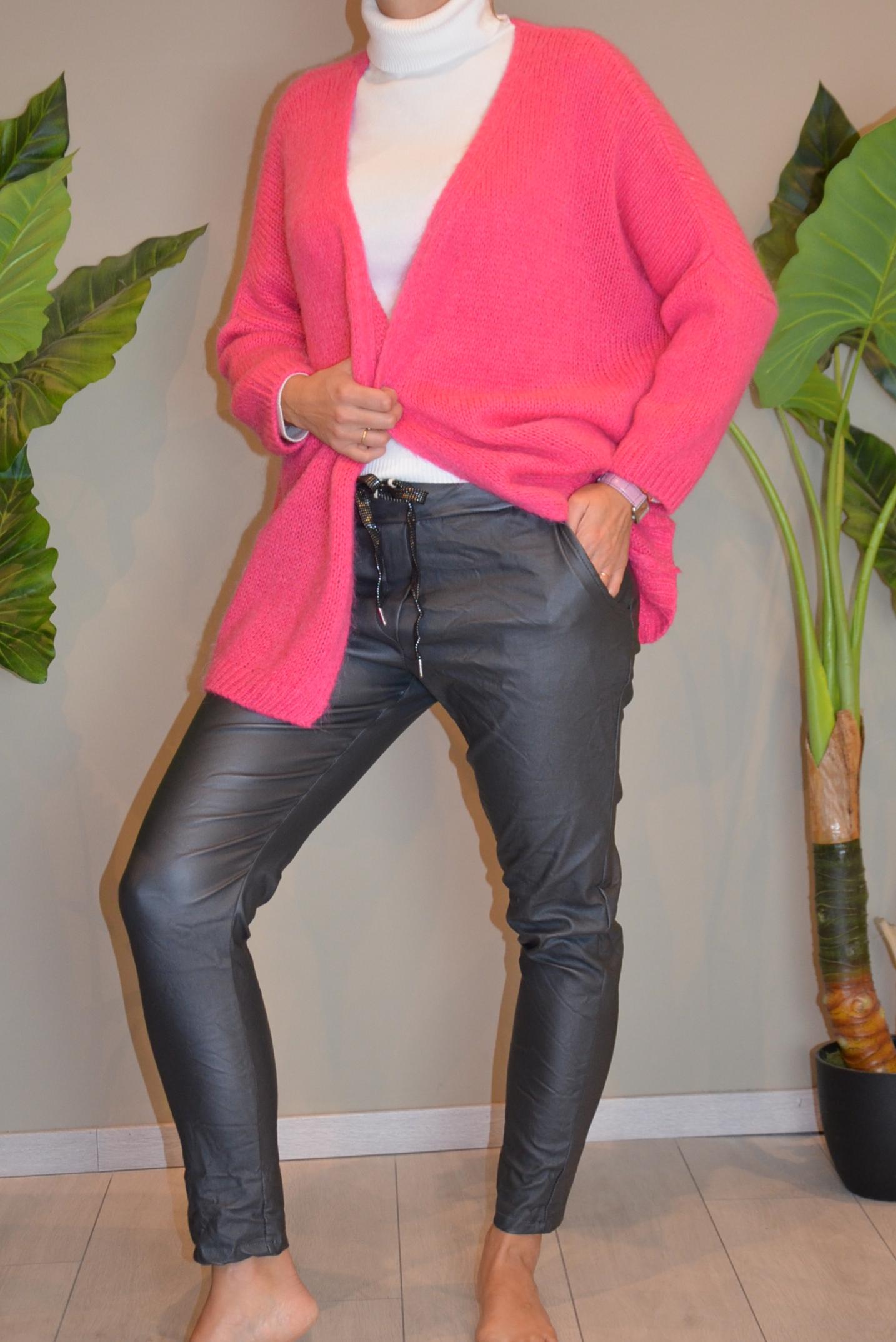 Le pantalon  Silver  gris foncé