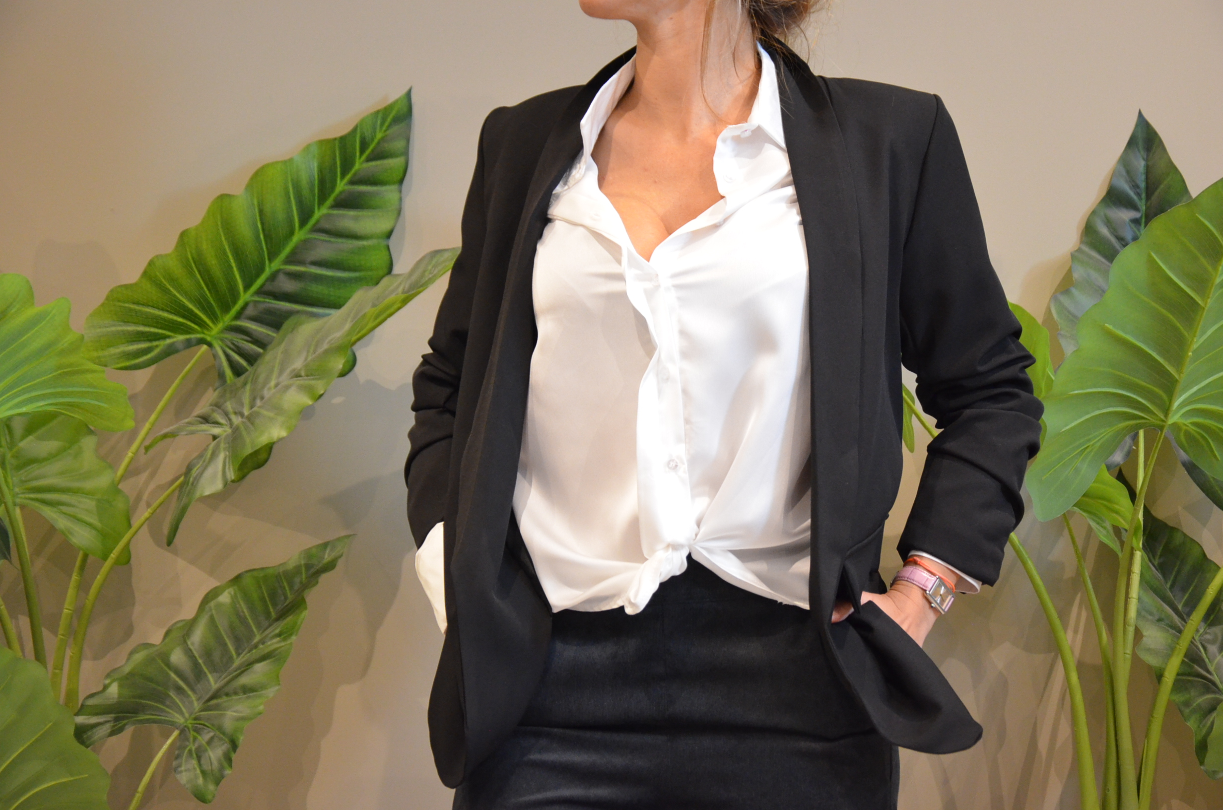 Le blazer  Rodrigue