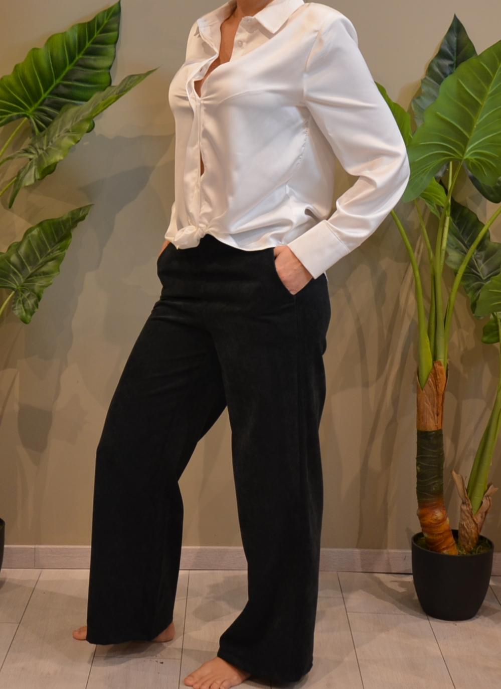 Le pantalon Maria noir