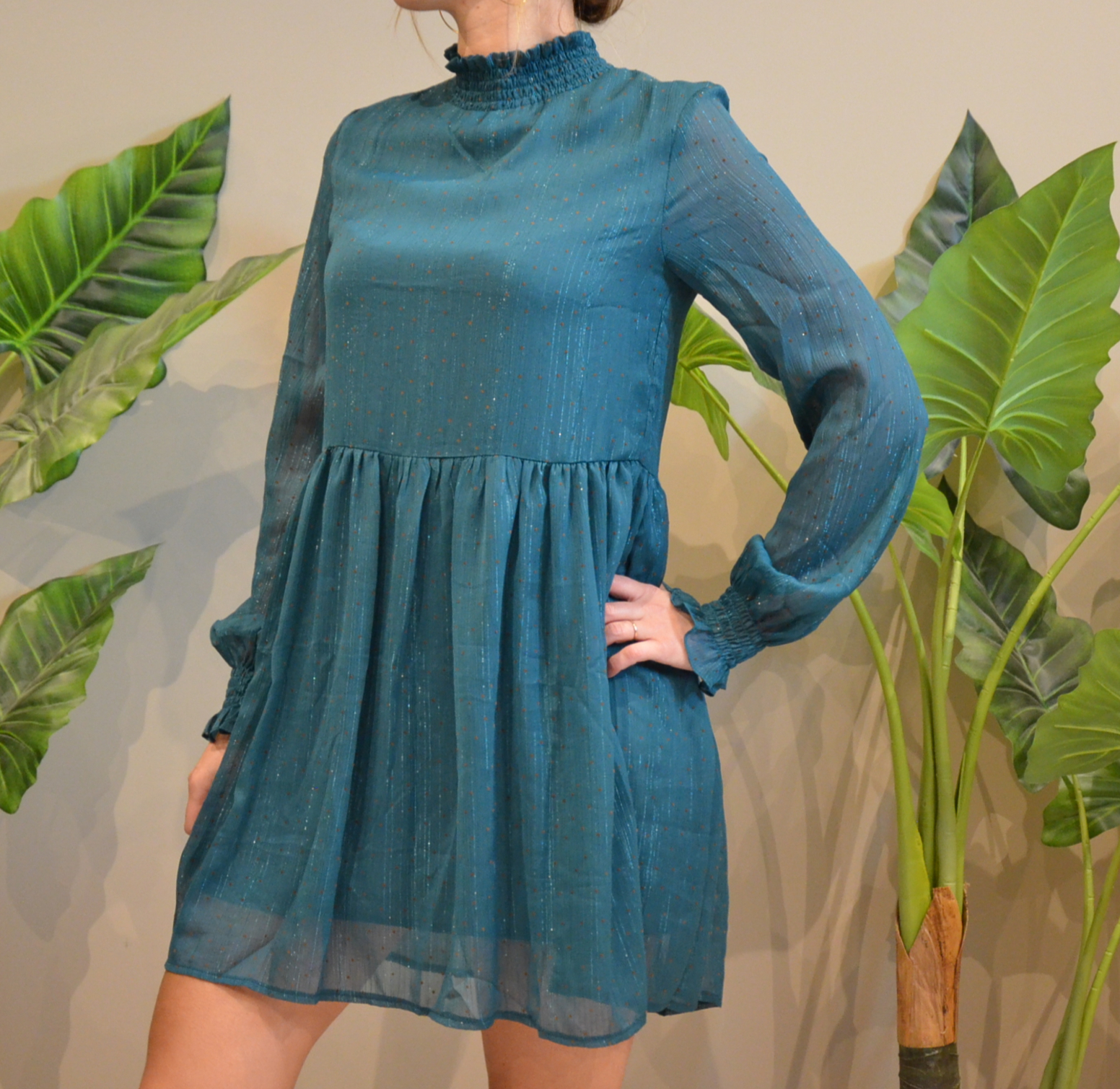 La robe  Monica