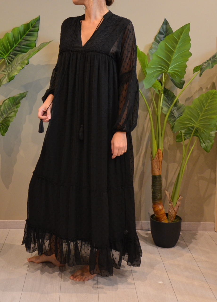 La robe  Clara  Goa