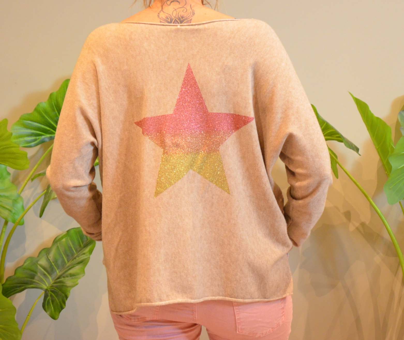 Le pull  Star