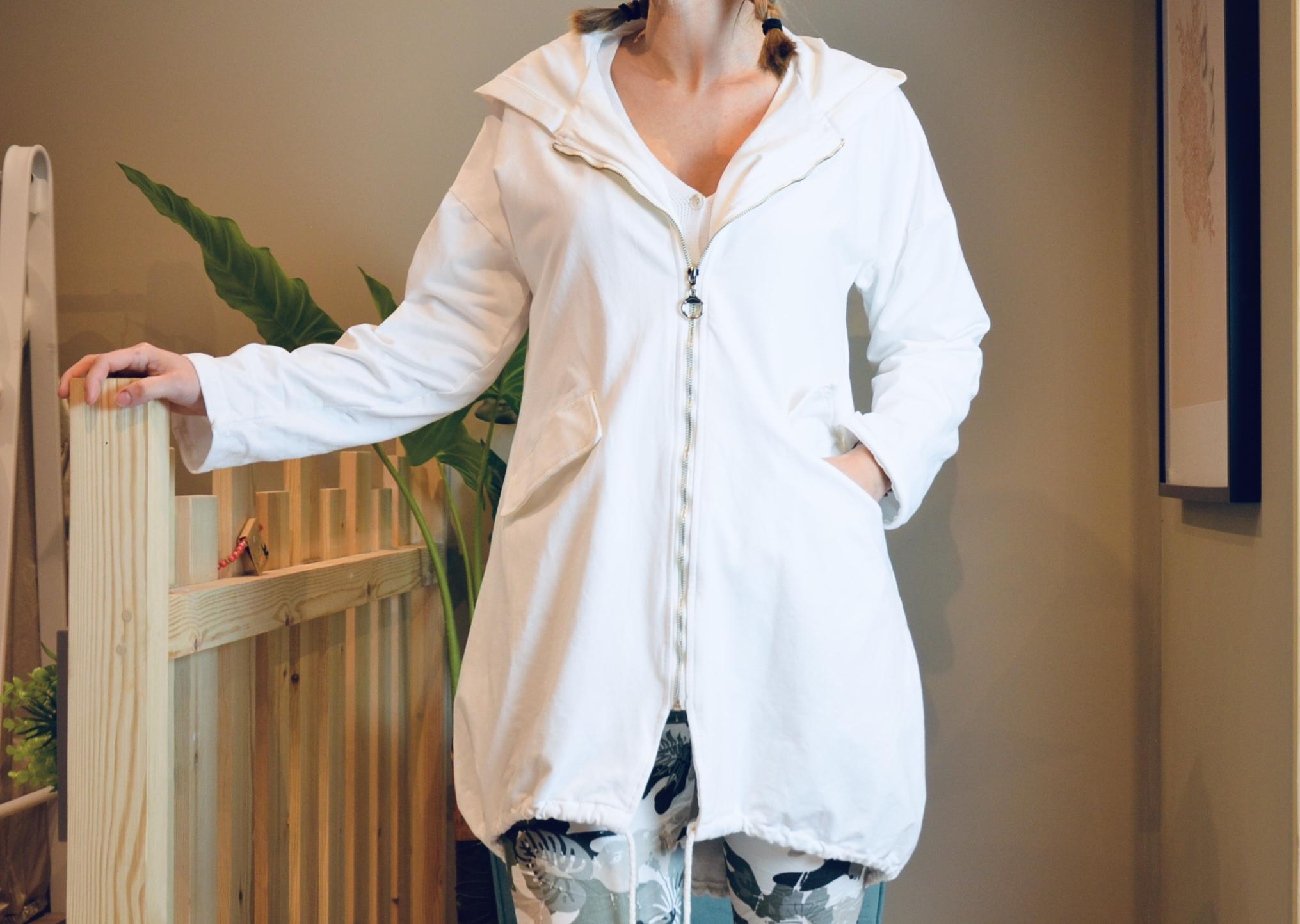 La veste « Blanche»