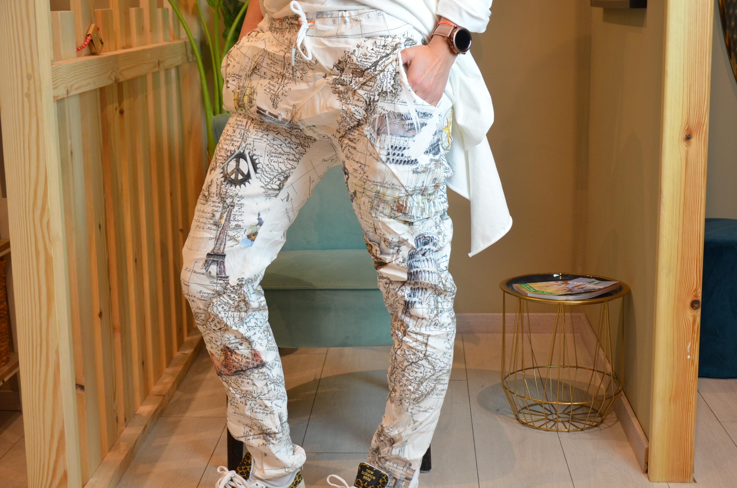 Le pantalon « Paname»
