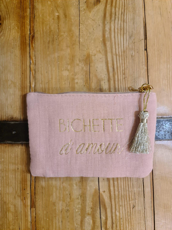 La pochette  Bichette d\'amour