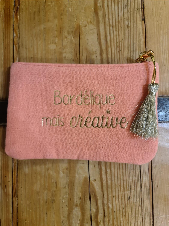 La pochette  Bordélique mais créative