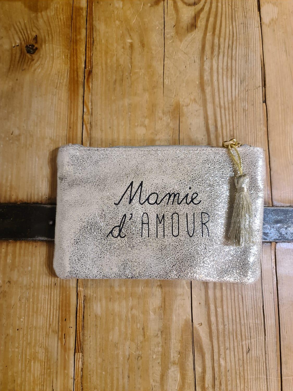 La pochette  Mamie d\'amour \' or
