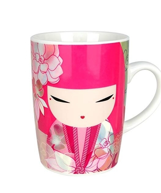 mug Kimmidoll modèle Tomomi
