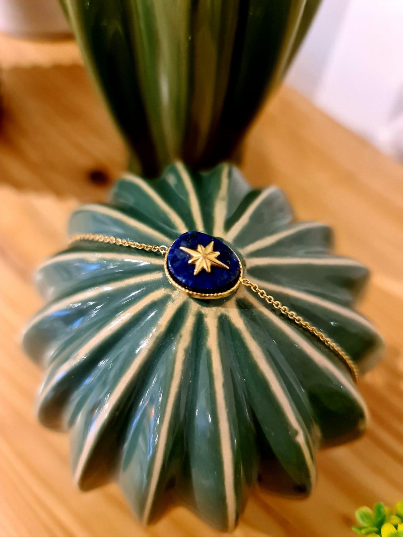 Le bracelet «Premier» bleu marine