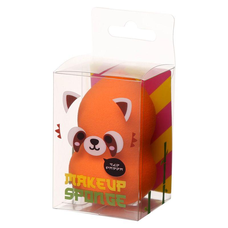 L\'éponge à maquillage Panda roux