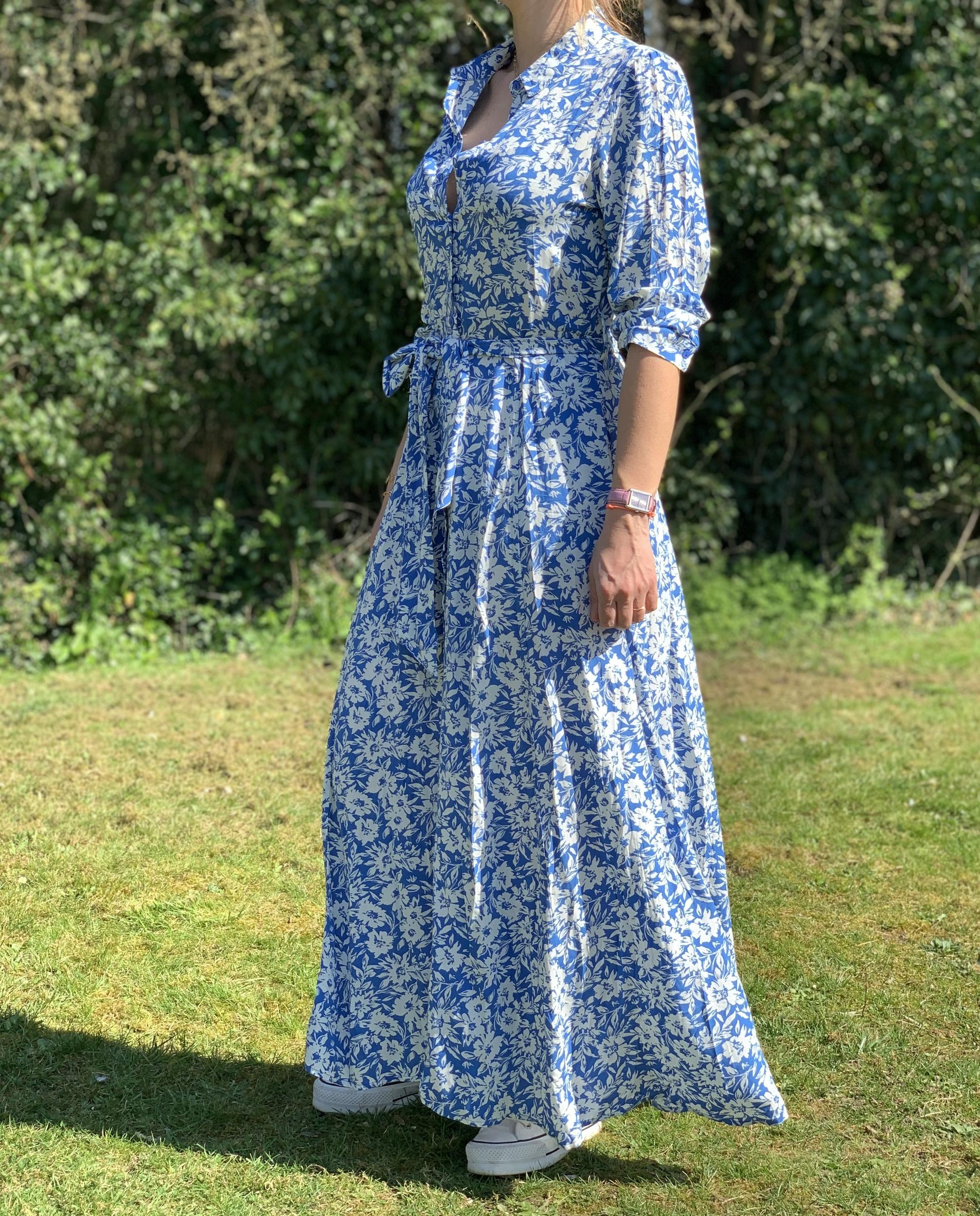 La robe « Aude»