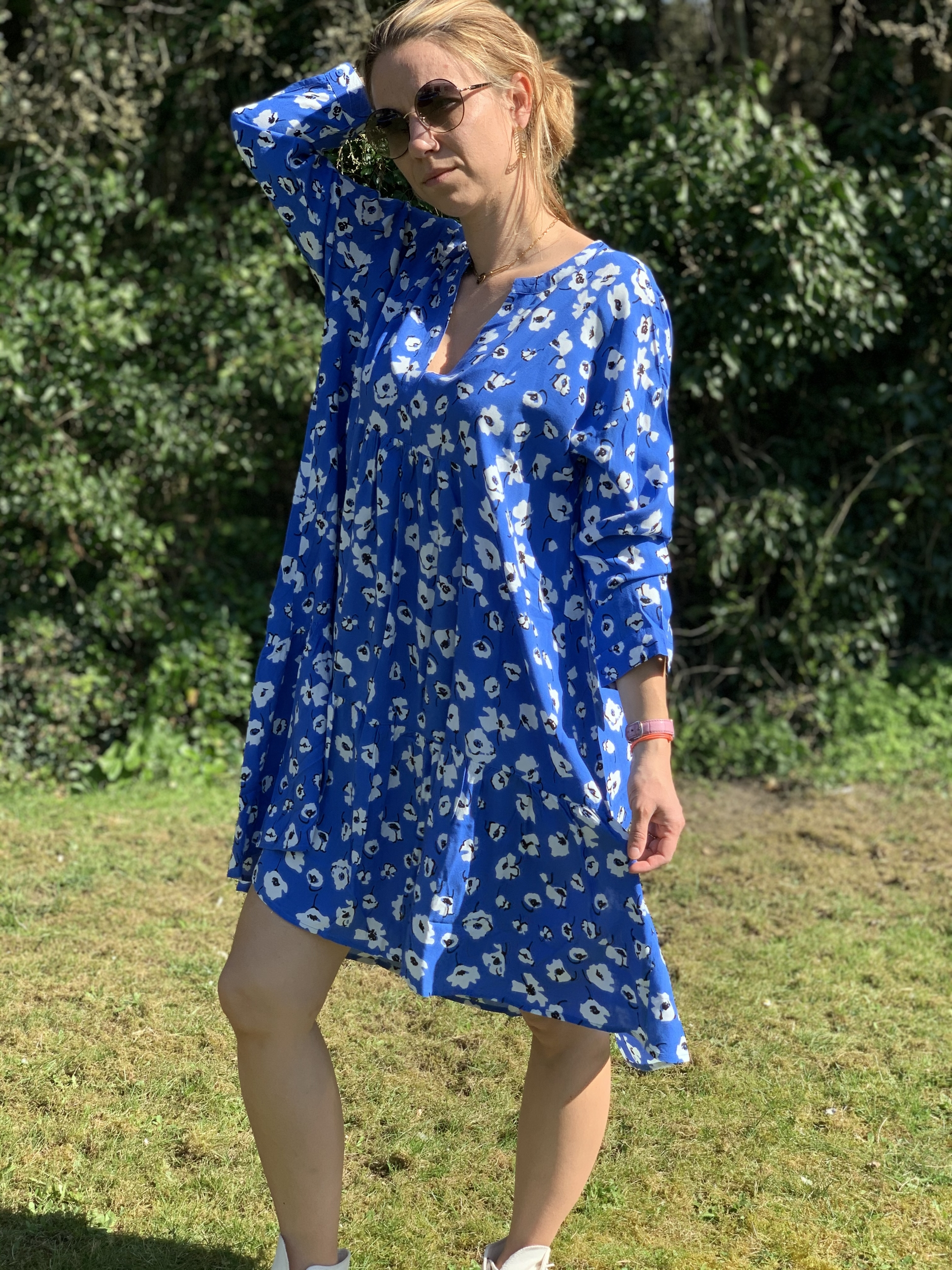 la robe loose « Petra»