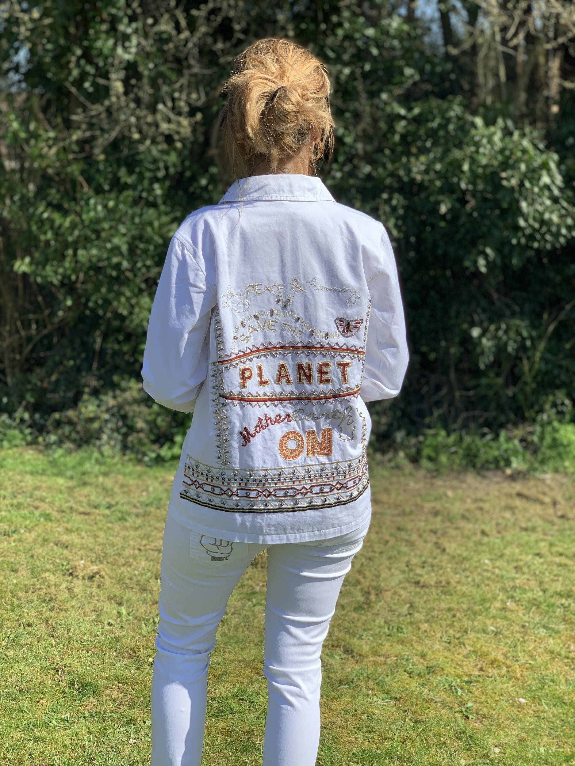 La veste « Planet» Goa