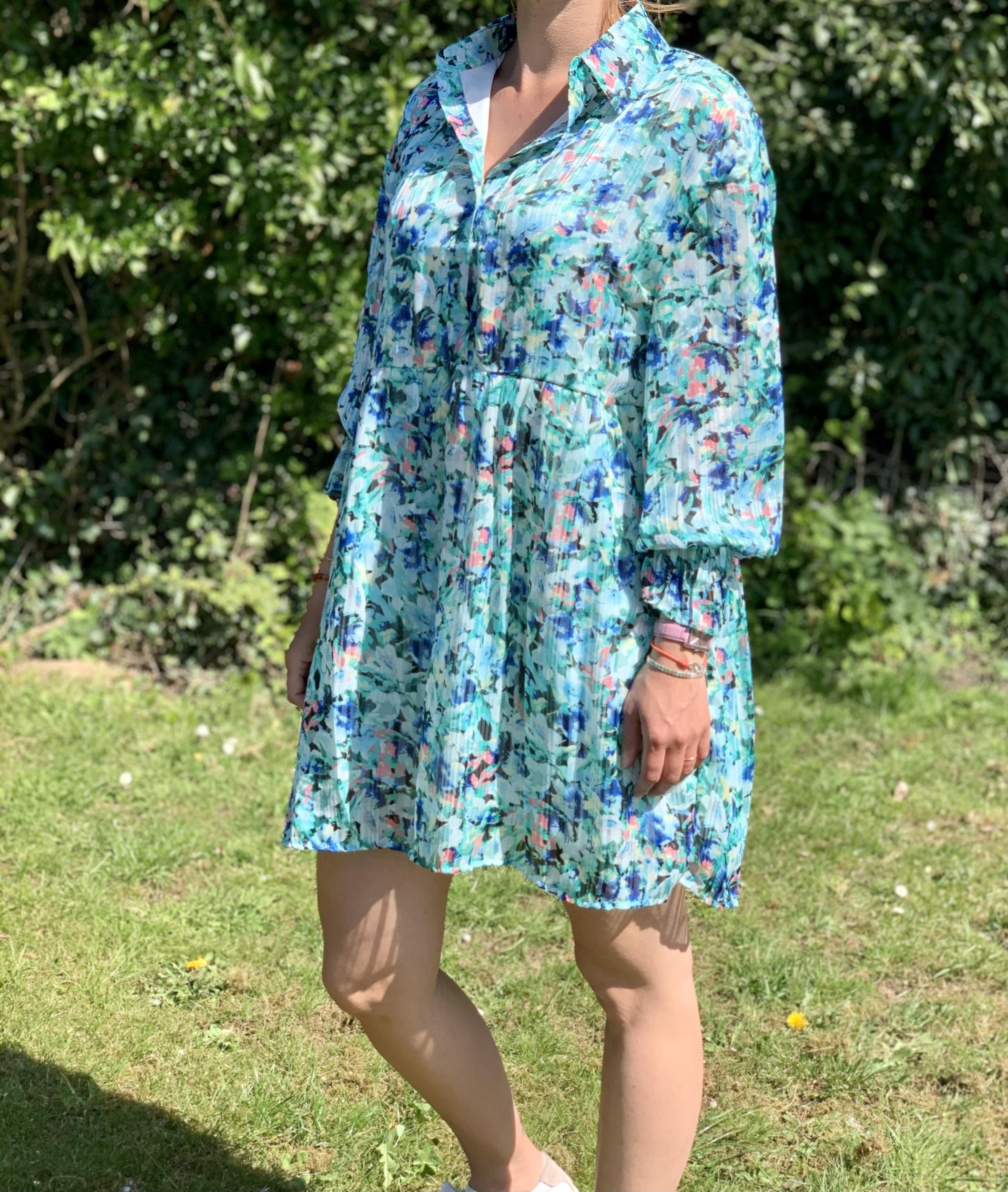 La robe «Orly»